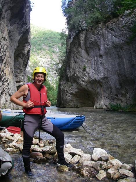 RAFTING in VAL NERINA